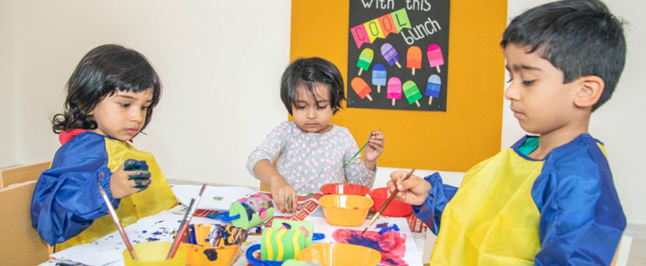 5 Reasons to choose Yello Preschool