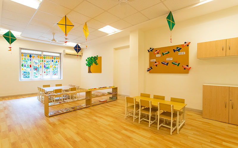 Play school in bangalore-Yello