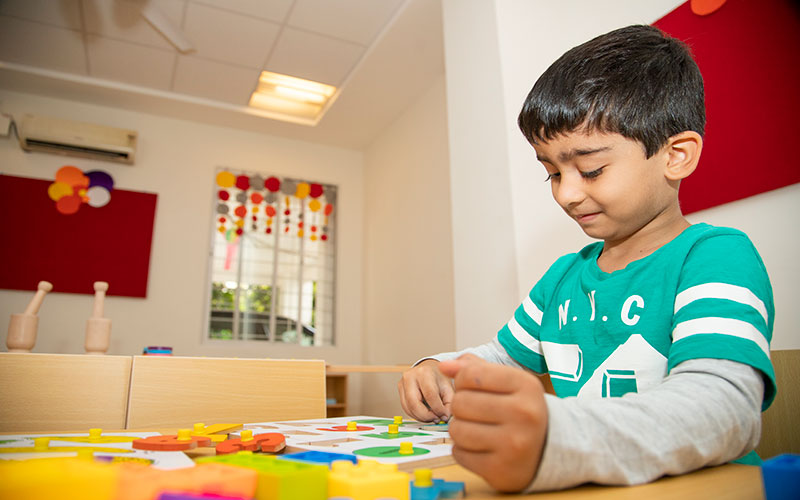 Creative activities-Play school in richmond town
