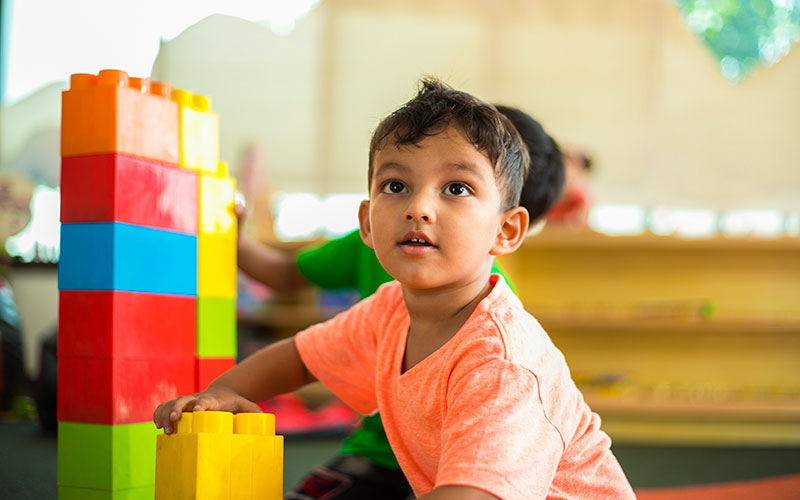 Creative activities-nursery schools in bangalore