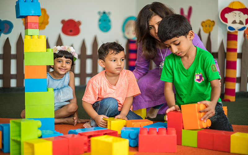 Creative activities-Pre schools in bangalore