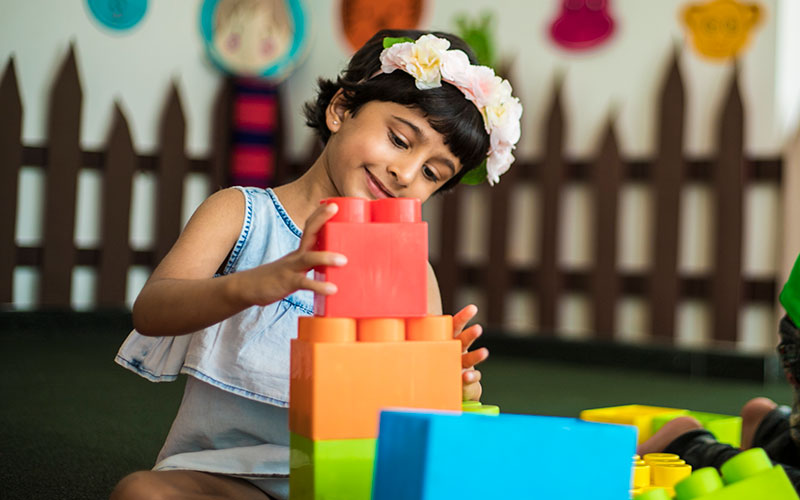 Creative activities-Nursery school in bangalore
