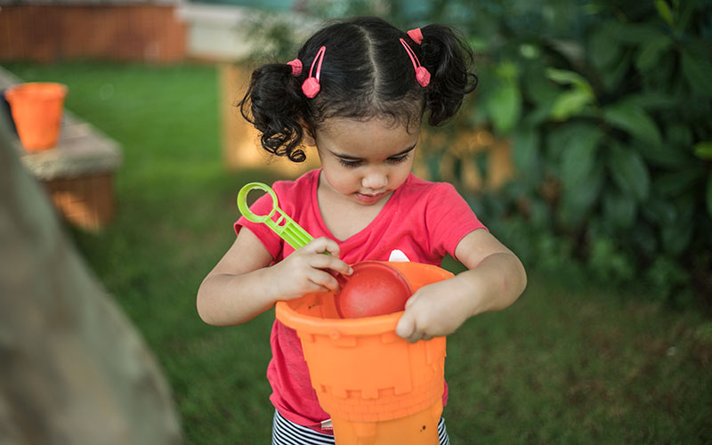 Garden making-day care centers in banashankari