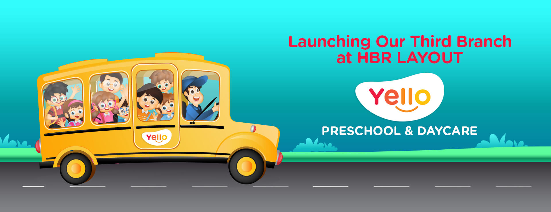 Best Preschool in HBR Layout