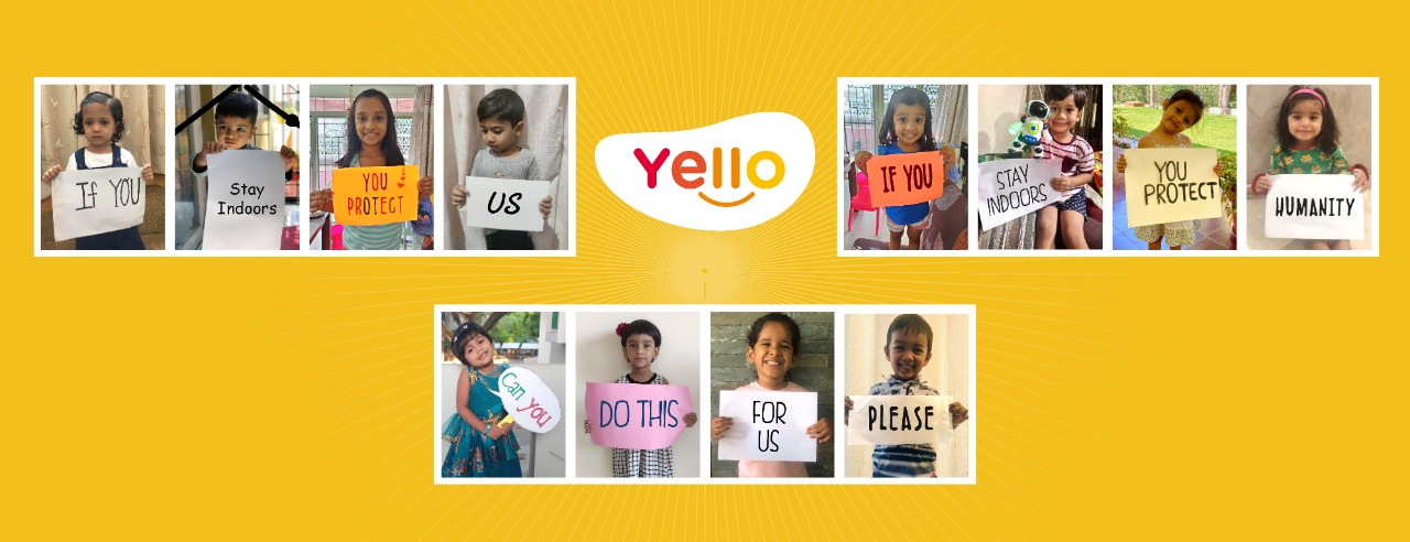 Yello Preschool-Corona awareness