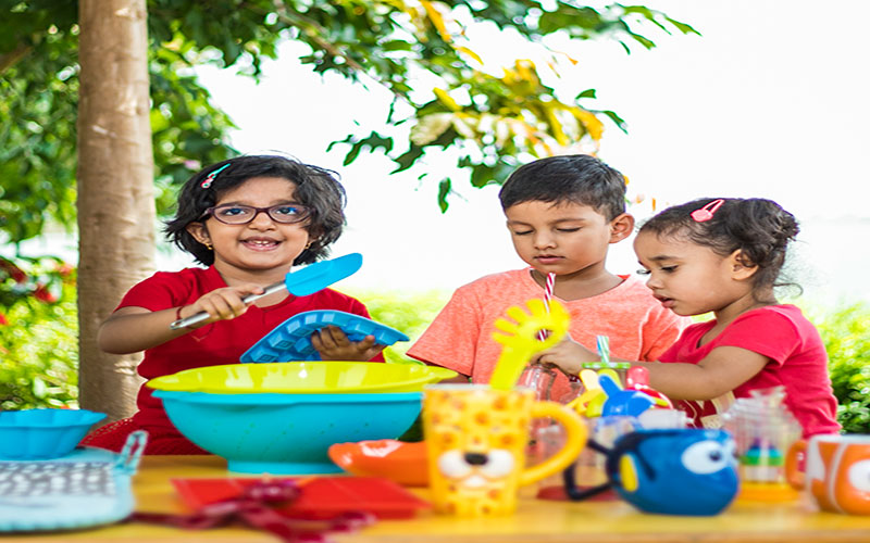cooking without fire-Preschool in bangalore