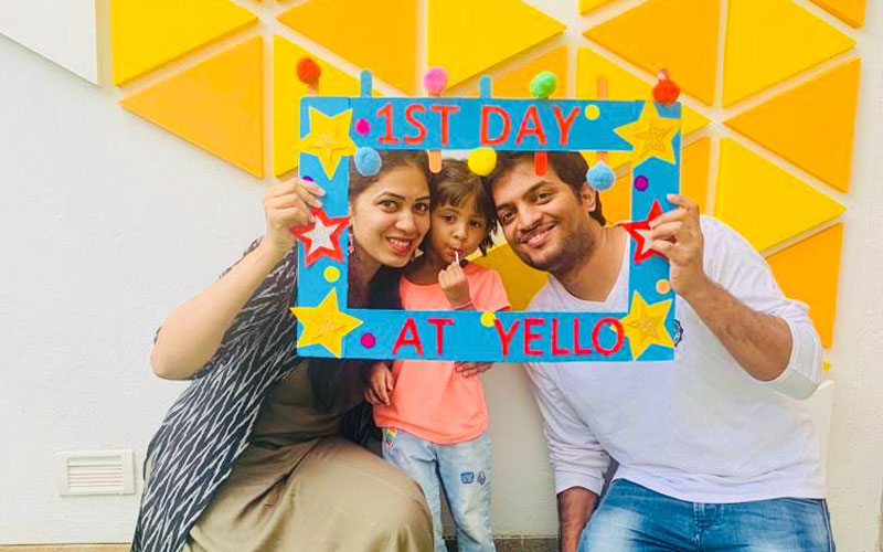 First-day-best daycare in banashankari bangalore