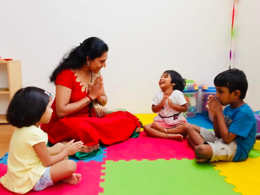 First-day-day care in banashankari bangalore