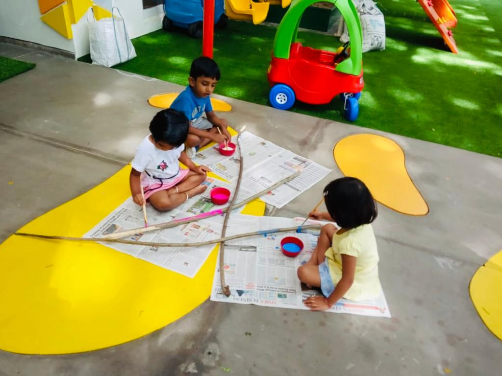 First-day-best daycare centers in banashankari