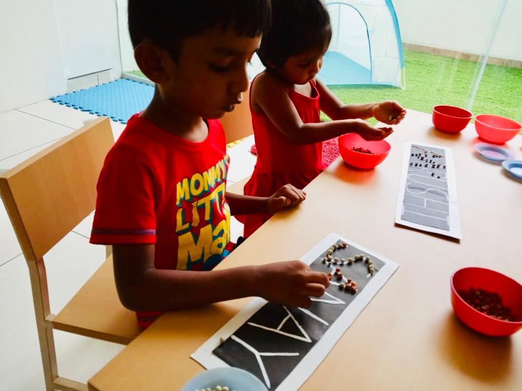 First-day-playschools in banashankari
