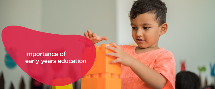 Importance of early years education